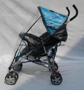 Popular Foldable Baby Stroller Luxury with Foot Cover pictures & photos