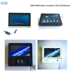 10 Inch Android Touch Screen Monitor with 3G Camera NFC pictures & photos