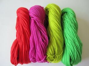 Yarn Fiber Baby Knitting Wool Chunky Yarn for Sock pictures & photos