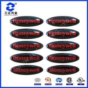 Custom Oval Polyurethane Epoxy 3D Doming Resin Adhesive Domed Label Stickers pictures & photos