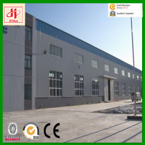 Qingdao Portal Frame Industrial Warehouse pictures & photos