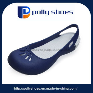 Ladies Comfort Sandals EVA Sole Manufacturers pictures & photos