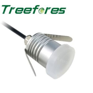 Treefores 0.5W 12V Mini LED Downlight Lighting IP67 pictures & photos