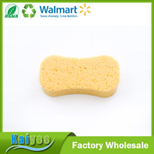 Multi-Use Colorful Kitchen Sponge Scrubber Dishwashing Sponge pictures & photos