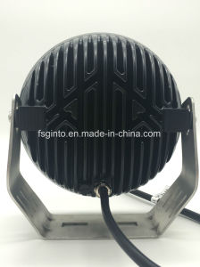 New Model 168W 8.5inch LED Driving Work Light with Black/Transparent Protective Cover pictures & photos