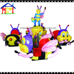 Coin Operated Ride Machine for Indoor Playground Super Plane pictures & photos