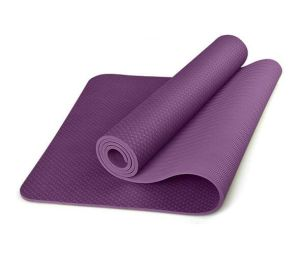 Branding TPE Yoga Mat for Promotional Gift pictures & photos