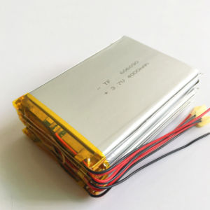 3.7V 4000mAh 606090 Rechargeable Battery for PSP Pad pictures & photos