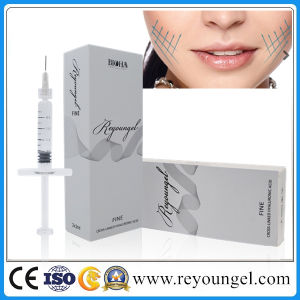 Reyoungel Anti-Aging Dermal Filler Injection Removing Wrinkles (Derm 2ml) pictures & photos