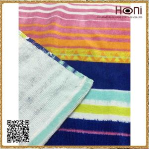 Colorful Printed Kids Poncho pictures & photos
