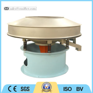 Rotary Vibrating Screen Separator for Liquid Solid Separating pictures & photos