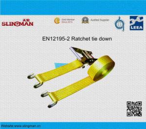 En12195-2 Ratchet Tie Down (TS-L15-01) pictures & photos