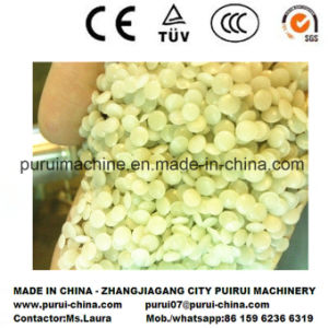 Plastic Recycling Equipment for Heavily Printed PE PP Film Recycling pictures & photos
