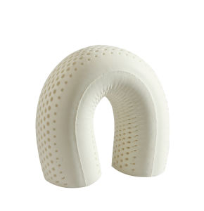 Multiple Function Full Round Bolster Neck and Cervical Pillow