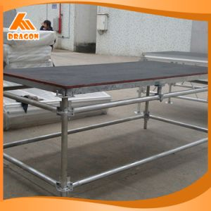 Steel Stage Platforms, Outdoor Performance Stage pictures & photos