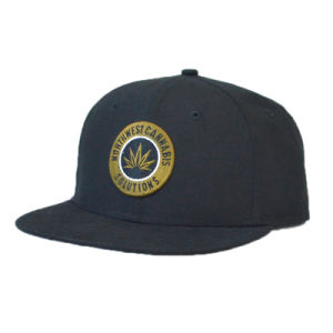 High Quality Promotional Snapback Hat Flat Brim Cap pictures & photos