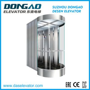 Observation Lift with Good Quality Glass Sightseeing pictures & photos