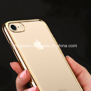 New Arrival Electroplated TPU Soft Phone Case for iPhone 7 pictures & photos
