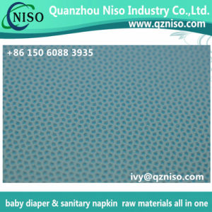 Sanitary Napkin Raw Materials Perforated PE Film Supplier (LS-Y102) pictures & photos