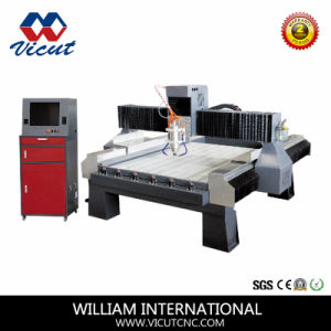 Automatical Marble Stone Granite CNC Engraving Router Machine pictures & photos