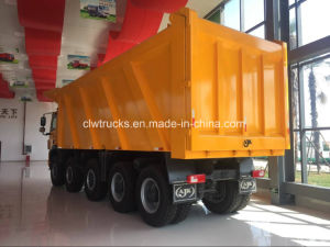 Loaded Speed Limited at 40km/H 60tons Heavy Loading Dumper Truck pictures & photos