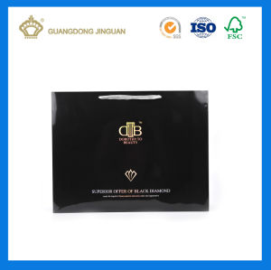 High Quality Printed Paper Gift Bag (With custom brand logo) pictures & photos