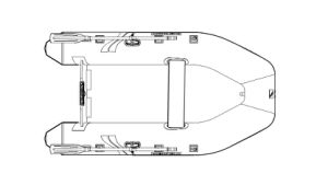 Sport Boat with Plywood Floor (FWS-M230) pictures & photos