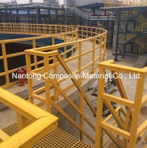 Fiberglass GRP Square Handrails/FRP Profiles/Structures pictures & photos