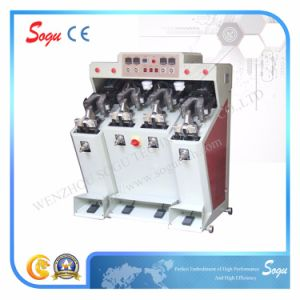 Horizontal Dual Cooling and Heating Forming Machine, Shoe Machine pictures & photos
