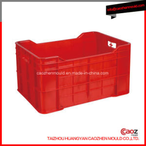 High Quality Injection Vegetable Crate Mold in China pictures & photos