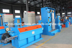 Big Type Stretching Steel Wire Rod Straight Line Wire Drawing Machine pictures & photos