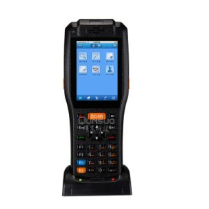 3G Wireless Data Collection Terminal Android with Thermal Printer and NFC Reader pictures & photos