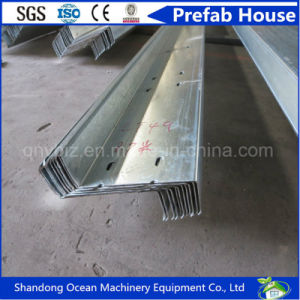 Prefabricated Section Steel Z Purlin for Roofing System of Light Steel Structure pictures & photos