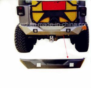 4X4 Rear Bumper for Jeep Wrangler Jk 4/2doors 2007-2016 pictures & photos