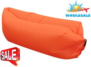 High Quality Outdoor Lazy Sleeping Bag Inflatable Sofa Hangout Sofa Air Lounger pictures & photos