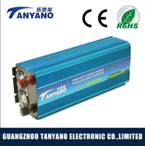 off Grid 3000W DC to AC Power Supply Pure Sine Wave Inverter