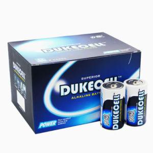Lr20 Alkaline Battery 1.5V D Size pictures & photos