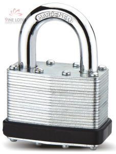 High Quality Steel Laminated Steel Padlock pictures & photos