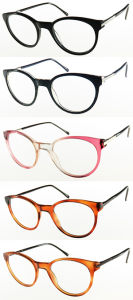 Retro High Quality Acetate Ready Stock Optical Frame pictures & photos