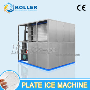 8, 000kg Fishery Plate Ice Making Machine with Crushed Ice pictures & photos