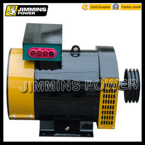 St Stc Single/Three Phase 3kw 5kw 7.5kw 8kw 10kw 15kw 20kw 30kw 40kw 50kw AC Electric Dynamo Brush Alternator Price pictures & photos