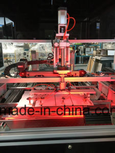 Auotmatic Visual Positioning Machine for Making Rigid Box Making and Case Maker Machine Mechanical Robot Arm Box Making Machine (positioning) pictures & photos
