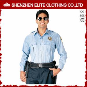 Custom Design Public Cotton Security Uniform for Men (ELTHVJ-281) pictures & photos