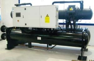 Water Cooled Screw Flooded Chiller pictures & photos