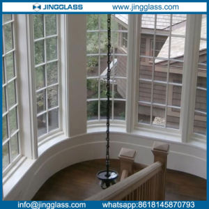 Tempered Curved Insulated Glass for Buildings pictures & photos