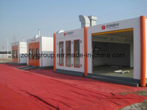 Zonyi Spray Booth Factory Environmental Baking Booth Ce pictures & photos