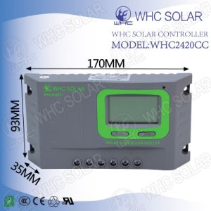 20A PWM Solar Regulator for Home Use and Street Light pictures & photos