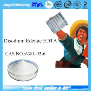 Disodium Edetate EDTA CAS No.: 6381-92-6 with Factory Price pictures & photos