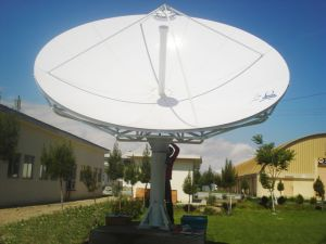 4.5m Ring-Focus Rxtx Satellite Earth Station Antenna pictures & photos