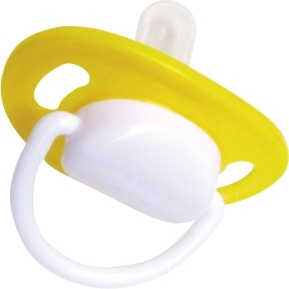 Free Sample Manufacturer Wholesale Baby Feeding Large Nipple Funny Pacifier pictures & photos